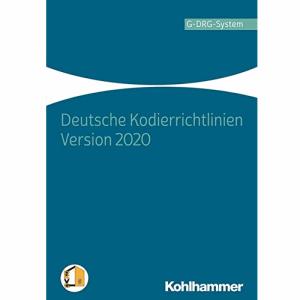 Deutsche Kodierrichtlinien Version 2020