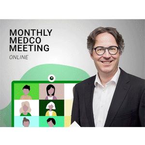 Monthly MedCo Meeting | Online: Strukturprüfung sicher bestehen